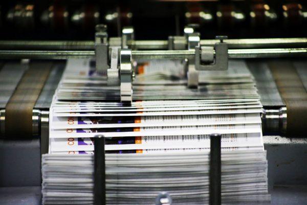 WEBFloor - Press printing